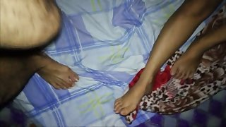 pautog! minanyak si kim - hot legs, hot blue panty! part2